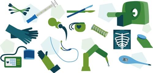 医療機器のイメージ画像